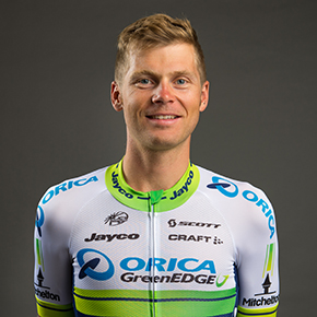 Christian Meier Orica GreenEdge website
