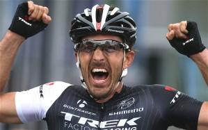Cancellara wins Tour of Flanders Photo: EPA