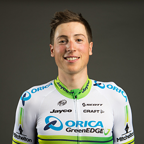 Jens Keukeleire Orica GreenEdge website