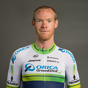 Jens Mouris Orica GreenEdge website