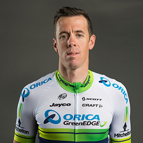 Mathew Hayman Orica GreenEdge website