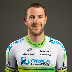 Matthew Goss Orica GreenEdge website
