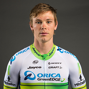 Michael Hepburn Orica GreenEdge website