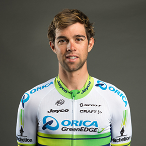 Michael Matthews Orica GreenEdge website