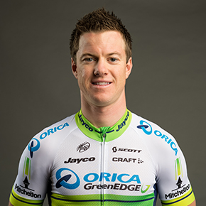 Simon Clarke Orica GreenEdge website