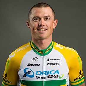 Simon Gerrans Orica GreenEdge website